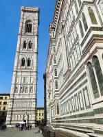 (花の聖母マリアの大聖堂と調和した)ジョットの鐘楼 The Campanile di Giotto