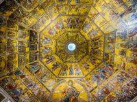 (ダンテやメディチ家が洗礼を受けた)サン・ジョヴァンニ洗礼堂 The Florence Baptistery