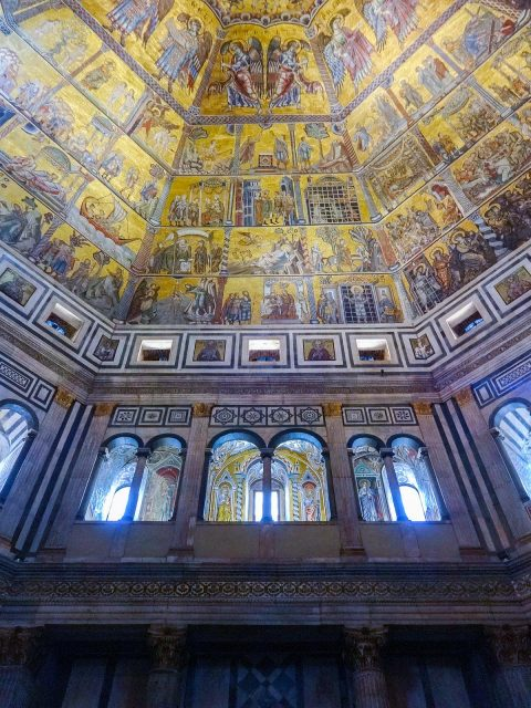 The Florence Baptistery