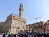 (古い宮殿)ヴェッキオ宮殿 The Palazzo Vecchio