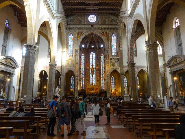 The Basilica di Santa Croce