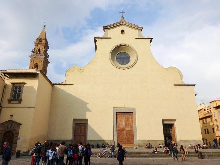 (聖霊聖堂)サント・スピリト聖堂 The Basilica di Santo Spirito