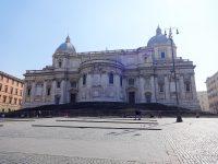 (ローマ最大の聖母マリア教会)サンタ・マリア・マッジョーレ聖堂 The Basilica of Santa Maria Maggiore