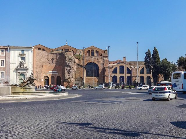 The Baths of Diocletian