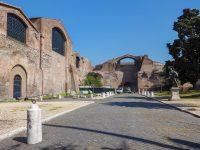 (古代ローマ公衆浴場)ディオクレティアヌス浴場 The Baths of Diocletian
