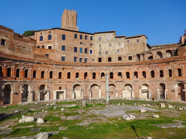 The Imperial Fora