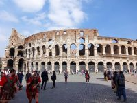 (人類史上最大の円形闘技場)コロッセオ The Colosseum