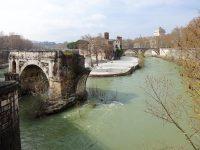 (壊れた橋)ポンテ・ロット Ponte Rotto