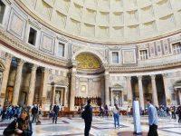 (万神殿)パンテオン The Pantheon