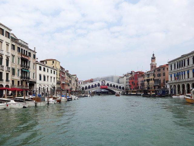 The Ponte di Rialto