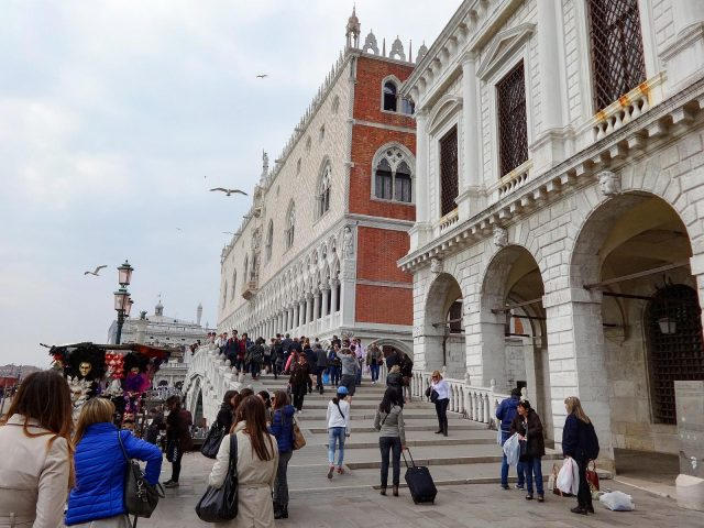 The Palazzo Ducale