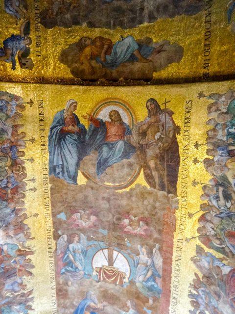 The Basilica Cattedrale Patriarcale di San Marco