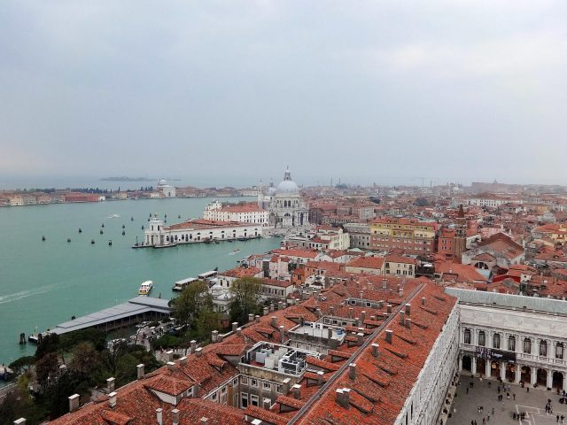 The Campanile di San Marco