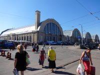 (かつてのドイツ飛行船格納庫)リーガ中央市場 Riga Central Market