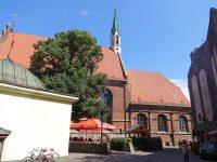 (リーガ最古の教会)聖ヨハネ教会 St. John's Church