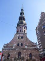 (そびえ立つ高い塔)聖ペトロ教会 St. Peter's Church