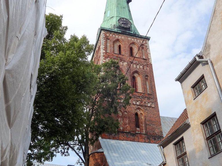 (カトリック教会の大聖堂)聖ヤコブ大聖堂 St. James's Cathedral