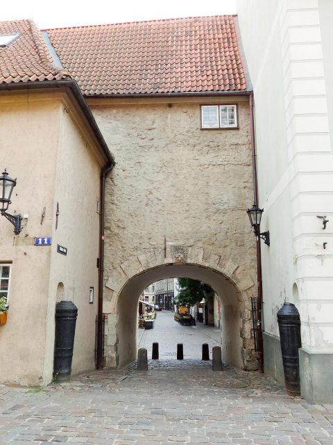 The Swedish Gate