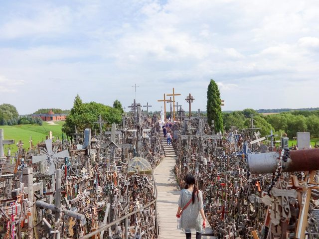 The Hill of Crosses