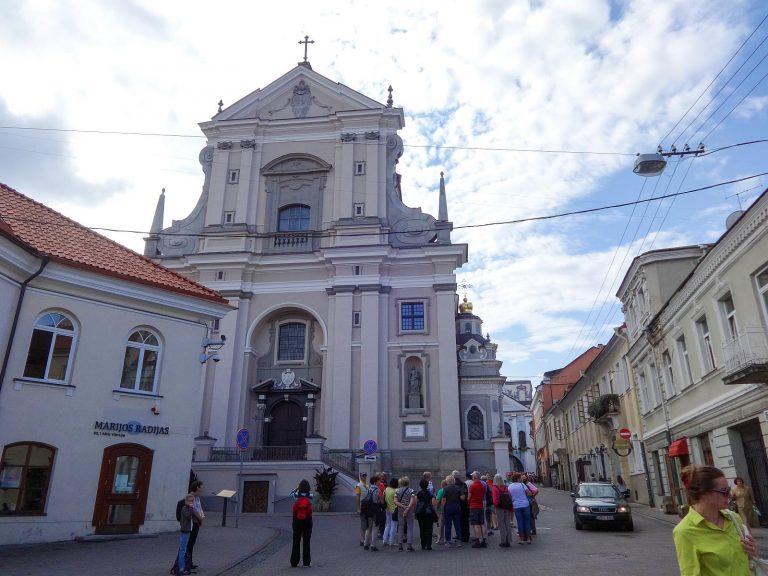 (バロック様式のカルメル会教会)聖テレーズ教会 The Church of St. Theresa