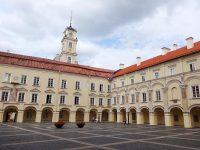 (バルトの国々において最も古い大学)ヴィリニュス大学 Vilnius University