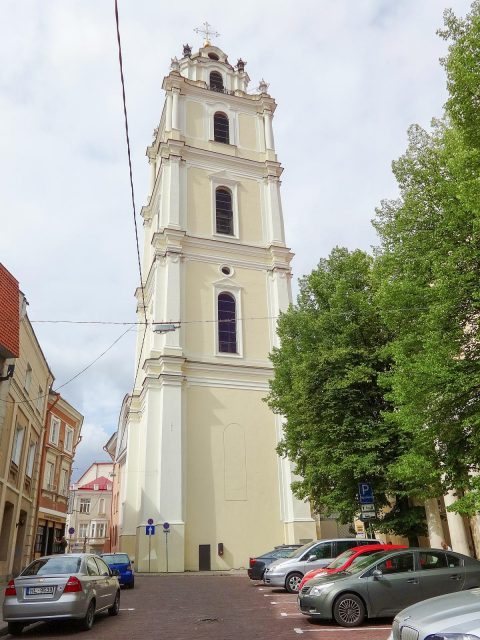 The Church of St. Johns, St. John the Baptist and St. John the Apostle and Evangelist