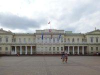 (新古典主義様式の宮殿)大統領宮殿 The Presidential Palace