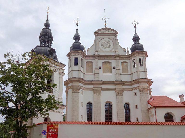 (現在は教会遺産博物館)聖ミカエル(ミコロ)教会 The Church of St. Michael