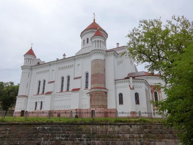 The Cathedral of the Theotokos