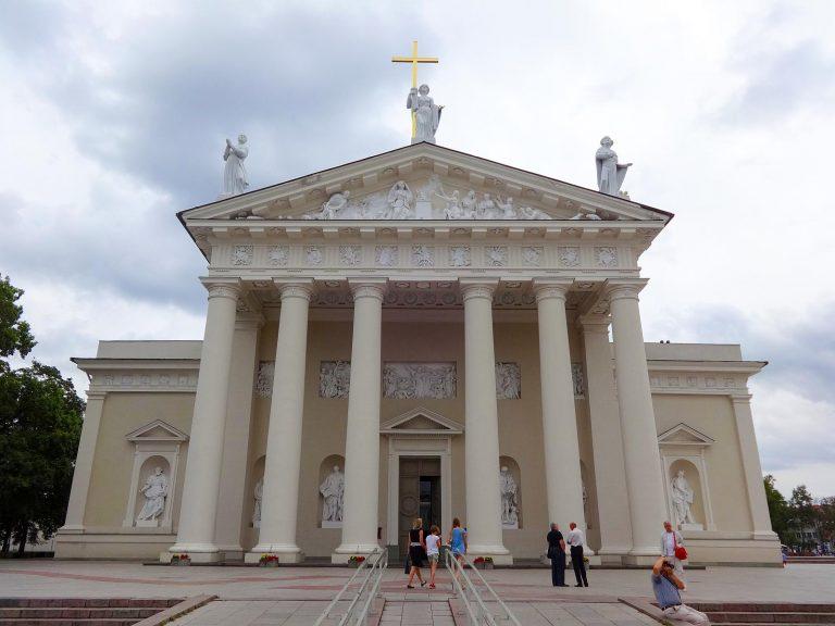 (ポーランド・リトアニア合同の栄光)ヴィリニュス大聖堂 Vilnius Cathedral
