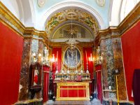 (光の聖母の礼拝堂)聖ロクス礼拝堂 The Chapel of St. Roque