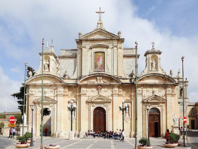 The Collegiate Church of St. Paul