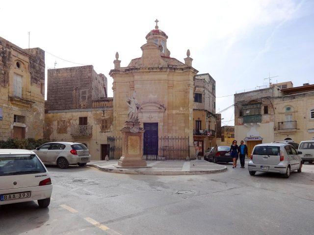 The Church of St. Cataldus