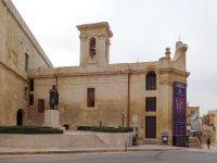 (マルタ包囲戦の勝利を記念)勝利の聖母マリア教会 Our Lady of Victories Church