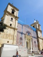 (バロック様式の傑作)聖ヨハネ准司教座聖堂 St. John's Co-Cathedral