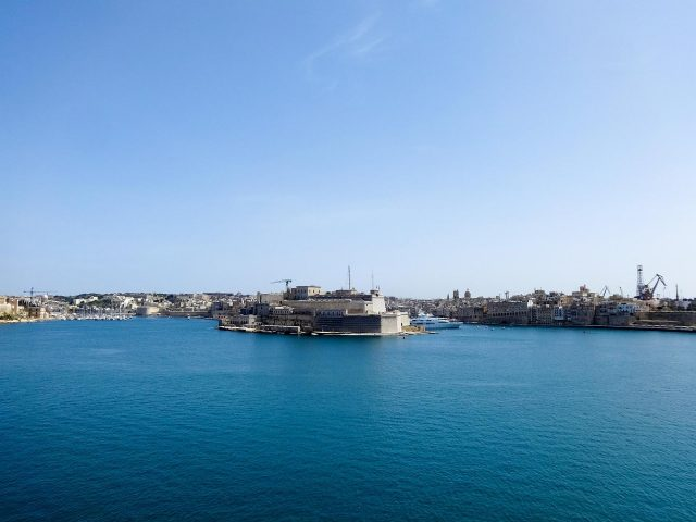 The Grand Harbour