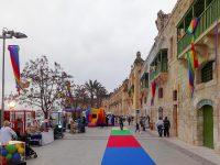 (臨海商業区)バレッタ・ウォーターフロント The Valletta Waterfront