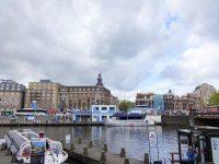 (北のヴェネツィア)アムステルダムの運河 The Canals of Amsterdam