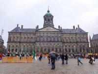 (オランダ黄金時代に建設された)アムステルダム王宮 Koninklijk Paleis Amsterdam
