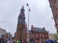 (かつての市門の一部であり造幣所)ムント塔 The Munttoren
