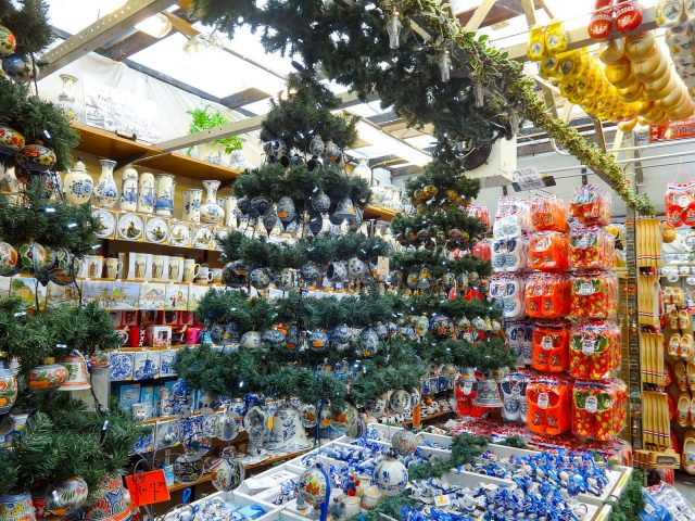 The Bloemenmarkt
