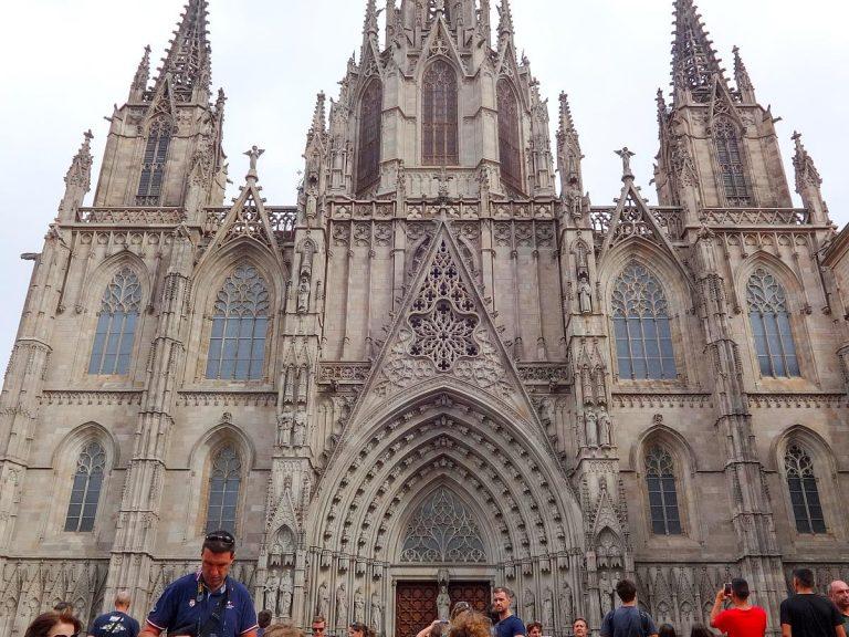 (バルセロナ大聖堂)サンタ・クレウ・イ・サンタ・エウラリア大聖堂 The Catedral de la Santa Creu i Santa Eulàlia