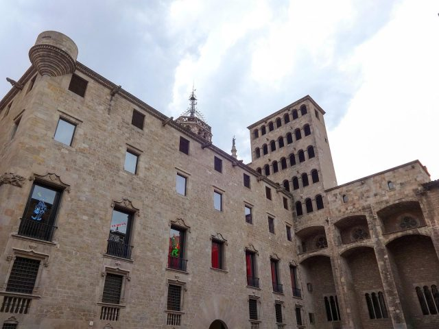 The Palau Reial Major