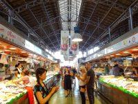 (カタルーニャ最大の市場)サン・ジュセップ市場 The Mercat de Sant Josep de la Boqueria