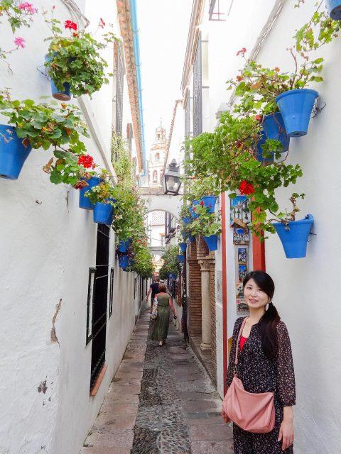 The Calleja de las Flores