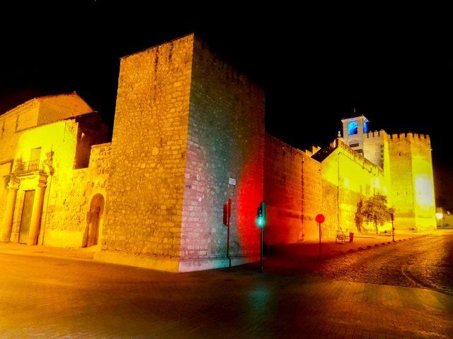 The Alcázar de los Reyes Cristianos