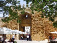 (かつての市壁)コルドバのローマ城壁 The Roman Walls of Córdoba