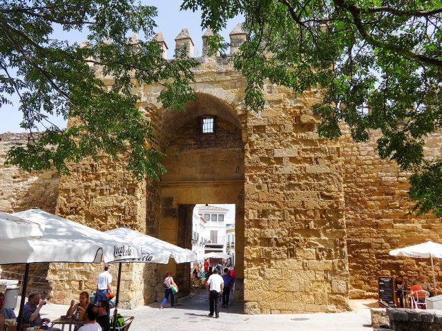The Roman Walls of Córdoba