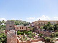 (赤い城塞)アルハンブラ宮殿 The Alhambra