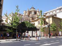 (カトリック両王が眠る)グラナダ大聖堂 Granada Cathedral